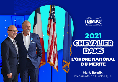 Mark Bendix - Chevalier Dans L'ordre National Du Merite