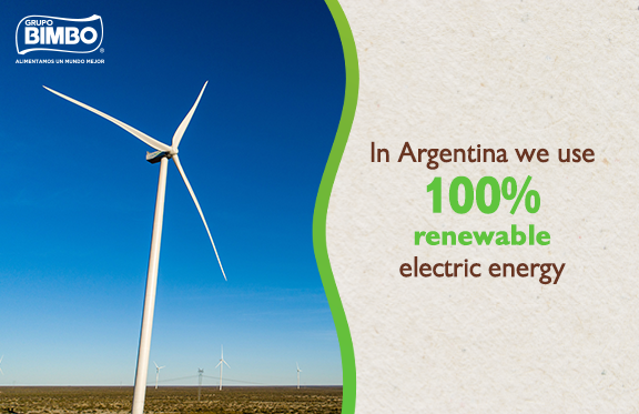Grupo Bimbo Renewable Energy Argentina