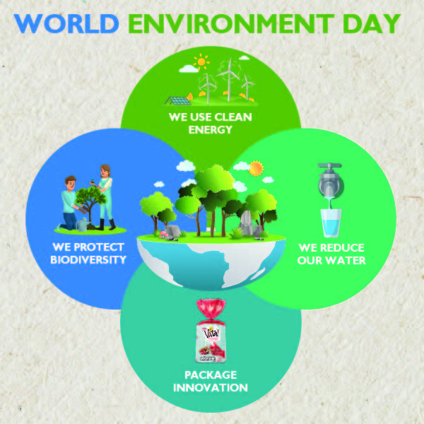 Today, on World Environment Day and Always,  We Want to Celebrate Nature by Recognizing All That It Brings Us