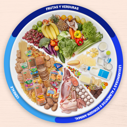 Grupo Bimbo - Correcta Nutrición, Tres hábitos indispensables